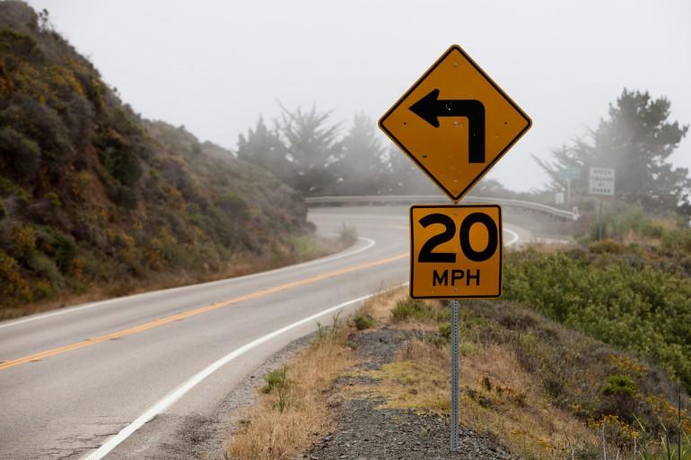California Highway 1 Pacific Coast