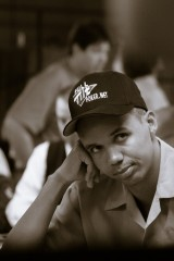 Phil Ivey at the 2008 WSOP