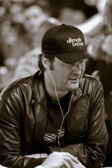 Phil Hellmuth at the 2008 WSOP