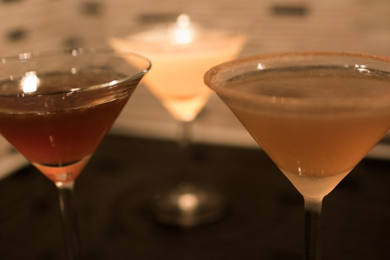 Cable Car Drink: The Sidecar And Variations
