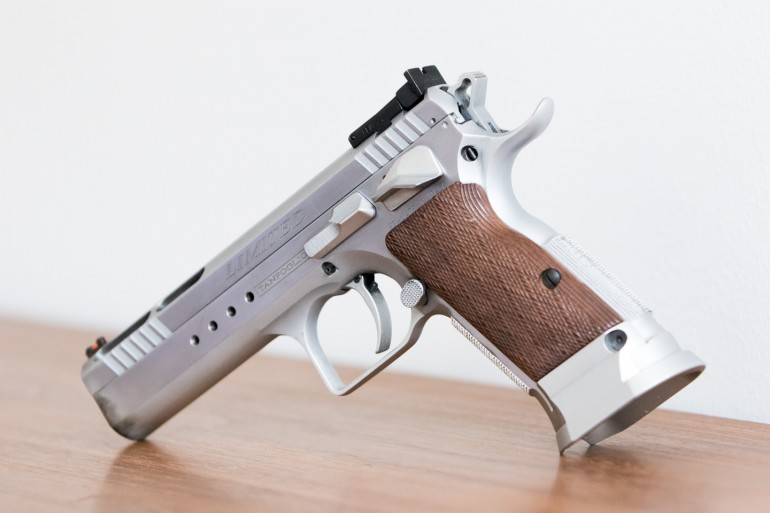 Tanfoglio Limited Custom HC