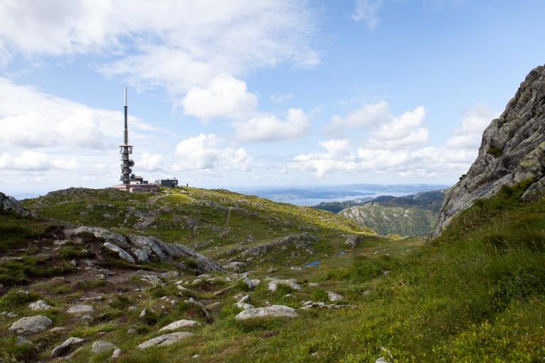 Mount Ulriken, Bergen