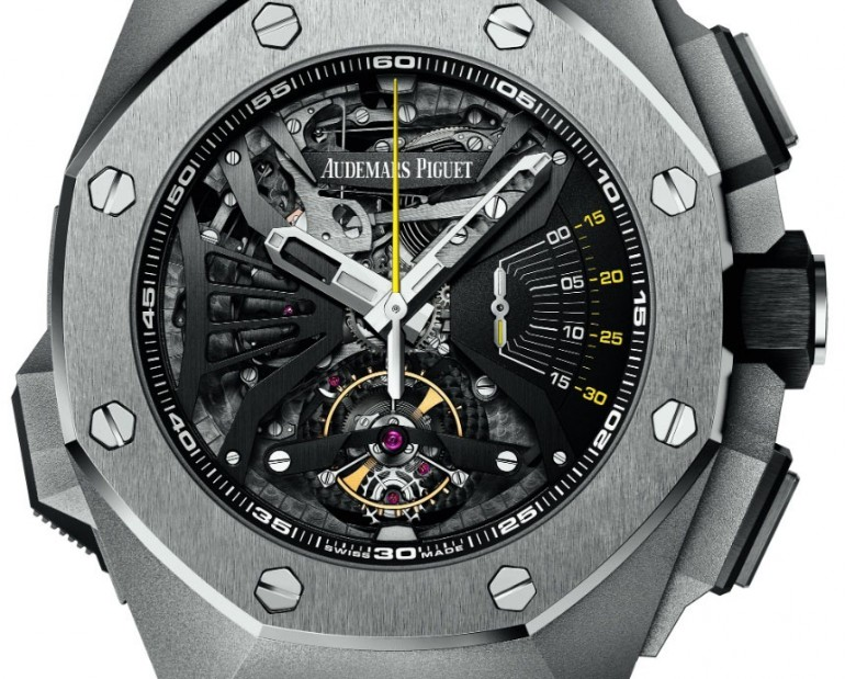 Audermars Piguet Royal Oak Concept Supersonnerie