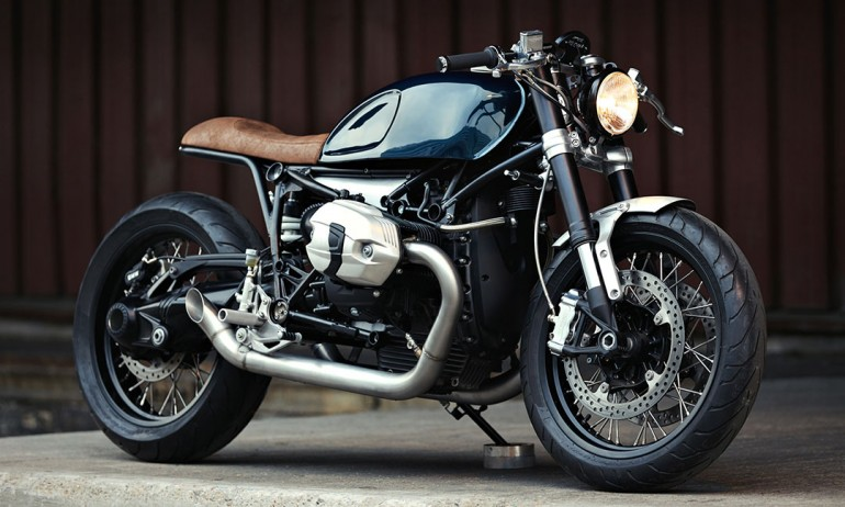 BMW R nineT by Clutch Custom Motorcycles