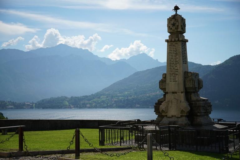 Lake Como Greenway del Lago