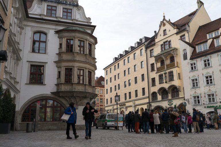 Hofbräuhaus am Platzl exterior