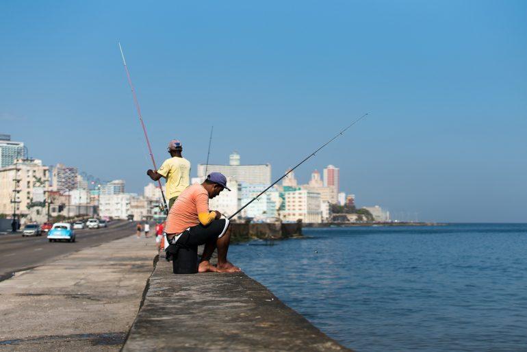 El Malecón, Havana, Cuba