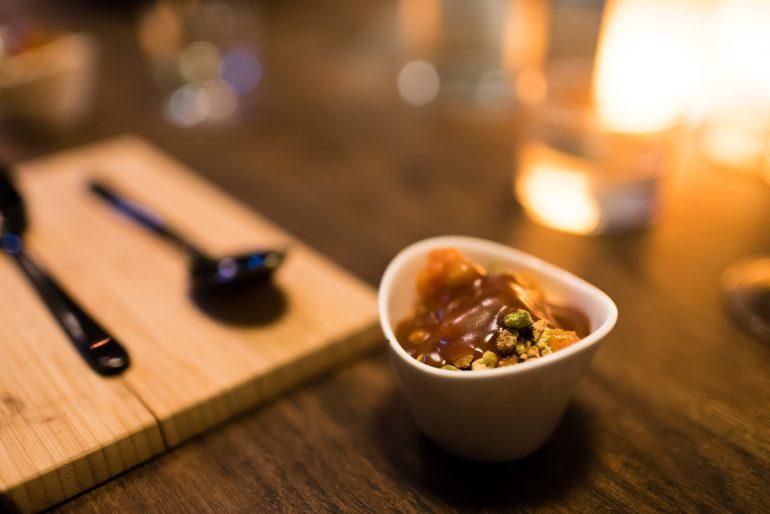 Dessert at Bon Lio