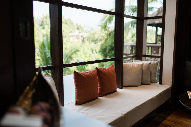 Room at Hanging Gardens Bali